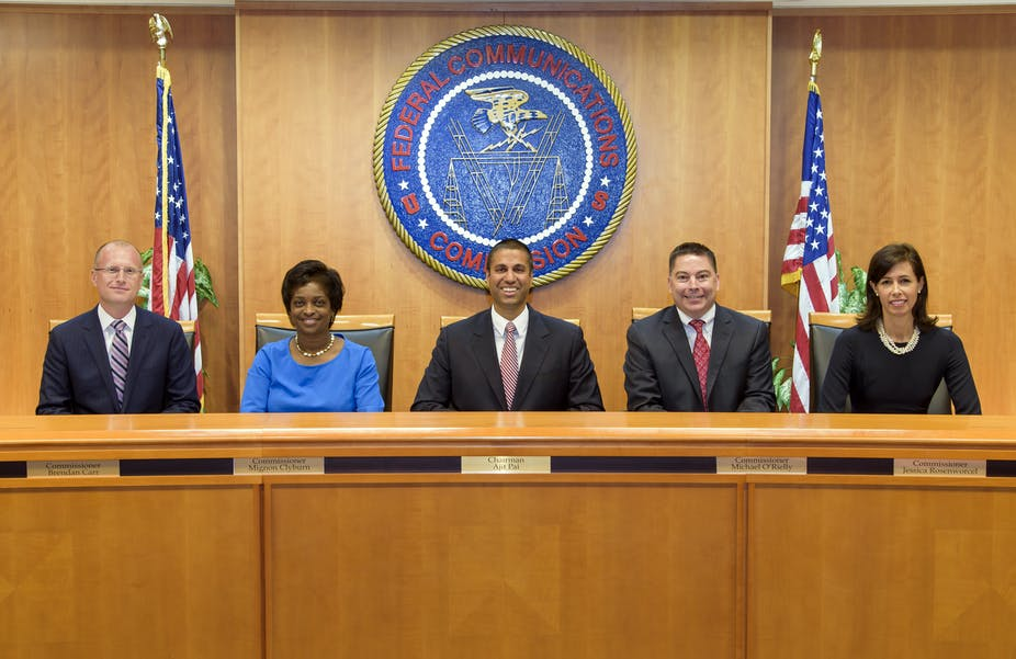 With FCC's net neutrality ruling, the US could lose its lead