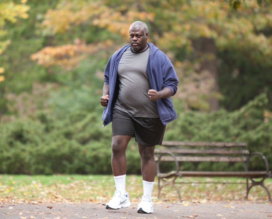 Why walking with your doctor could be better than talking