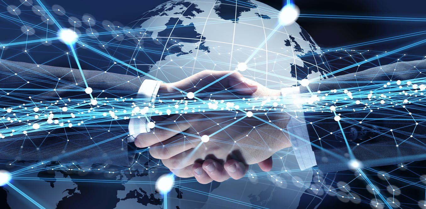 Trust in digital technology will be the internet's next frontier, for 2018 and beyond