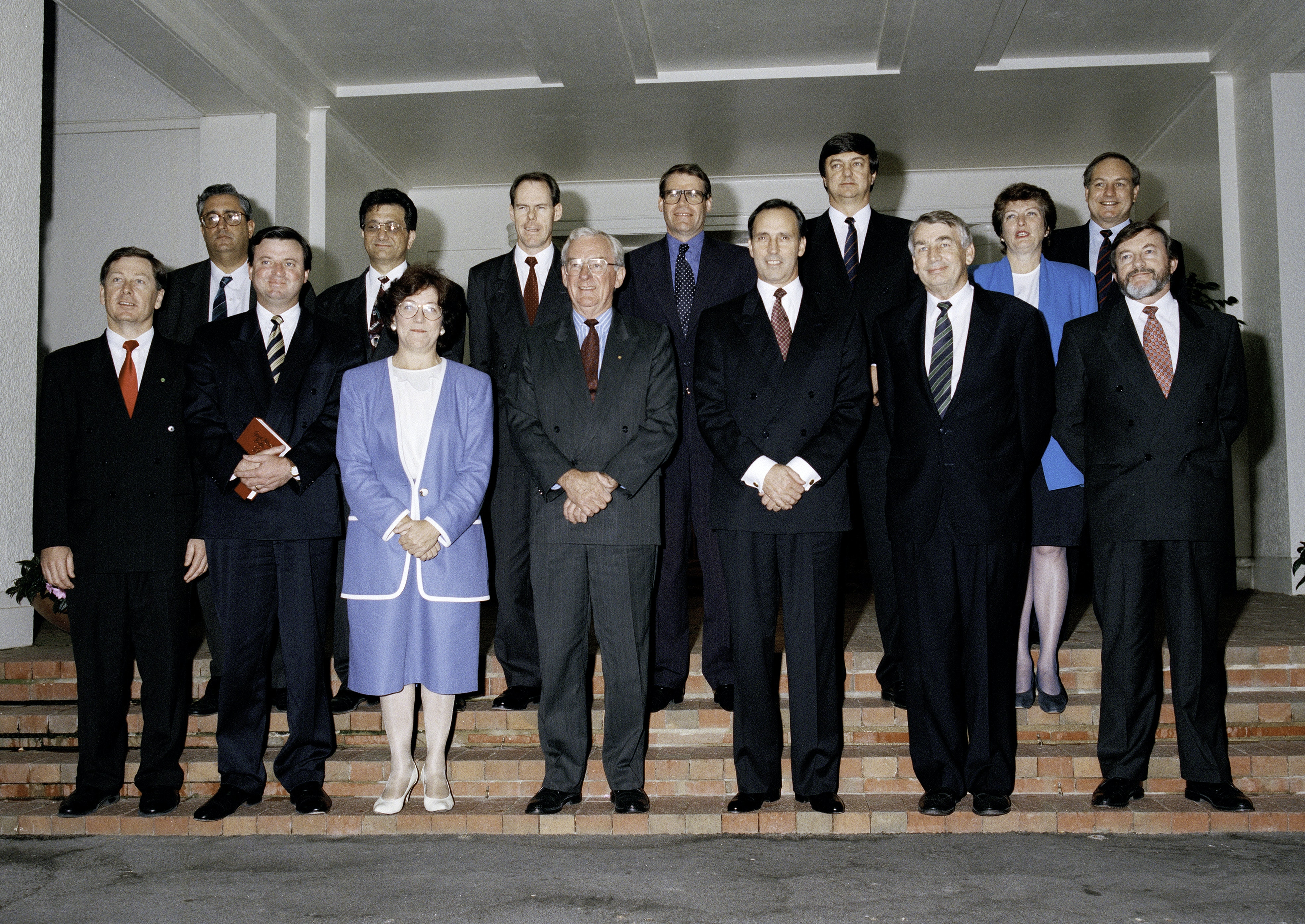 Cabinet Papers 1994 95 The Keating Government Begins To Craft Its