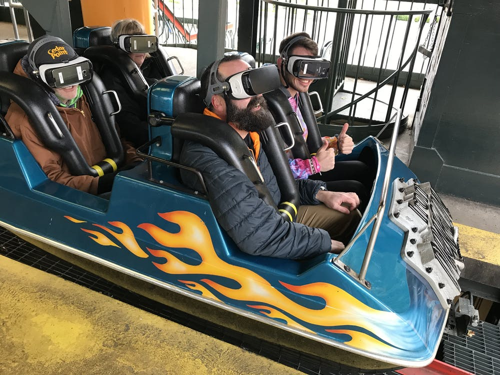 0c047d1e8a6 Virtual reality has added a new dimension to theme park rides — so ...