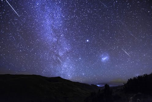 Look up! Your guide to some of the best meteor showers for 2018
