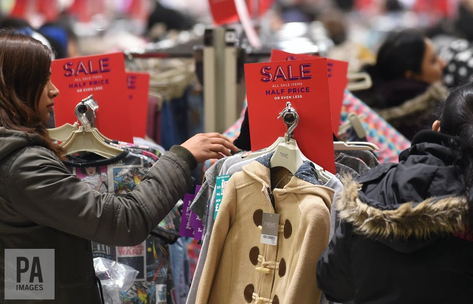 Perry Auto Sales >> Read this before you go sales shopping: the environmental costs of fast fashion
