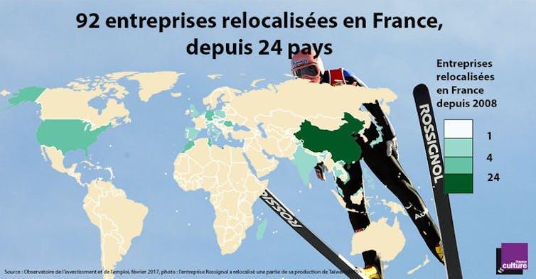 La relocalisation industrielle enFrance: unretourverslefutur? 5