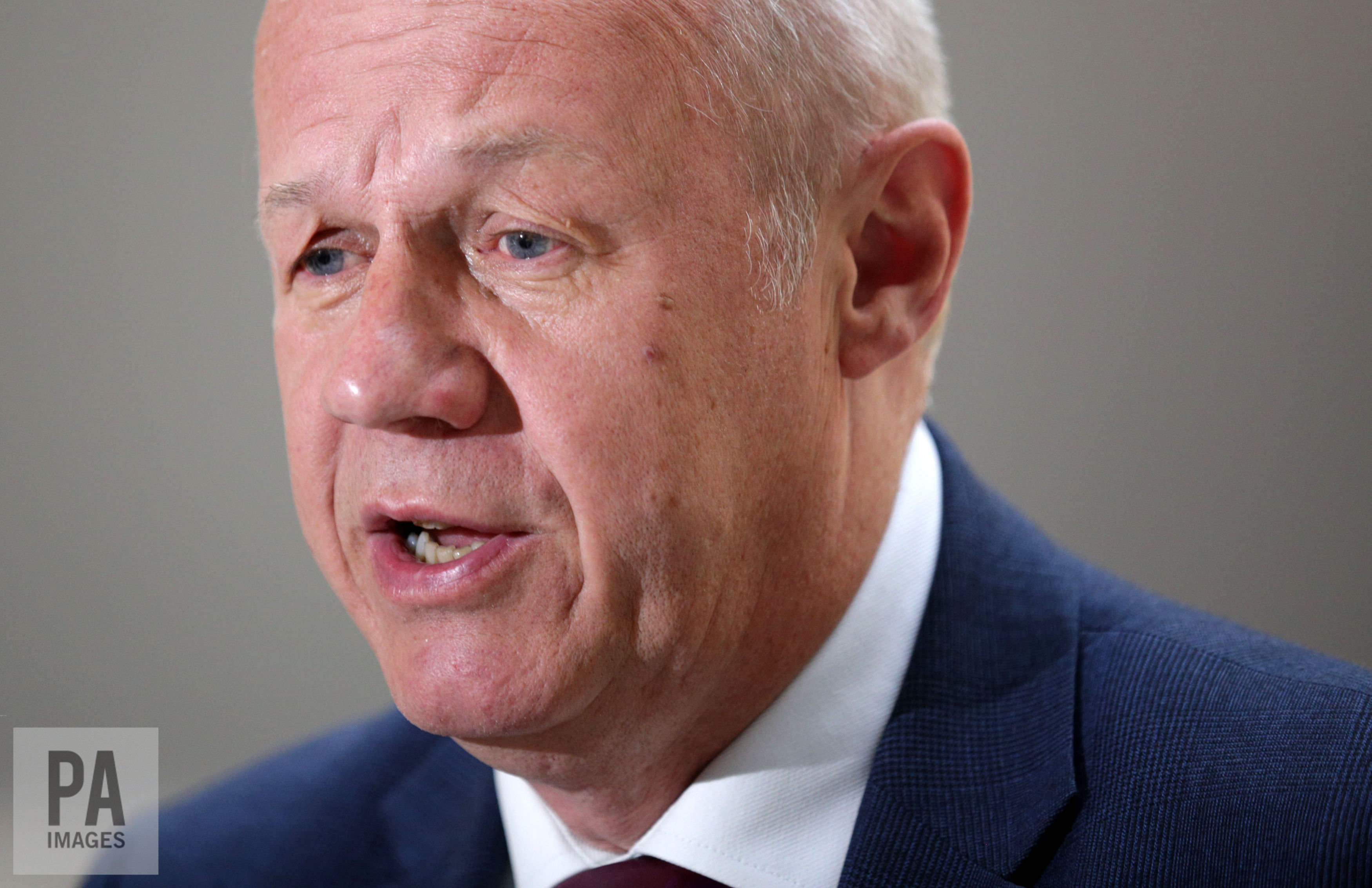 Theresa May demands police leaks over Damian Green are `properly investigated´