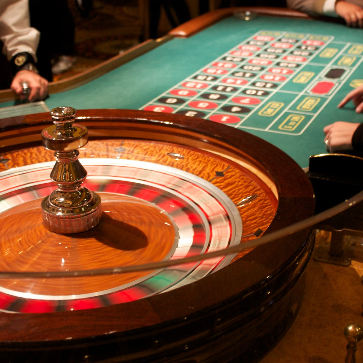 The day zero was banned from British roulette – how times have changed