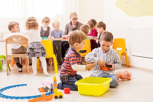 Early Childhood Education And Care Ecec >> How Are We Doing On Early Childhood Education And Care Good But