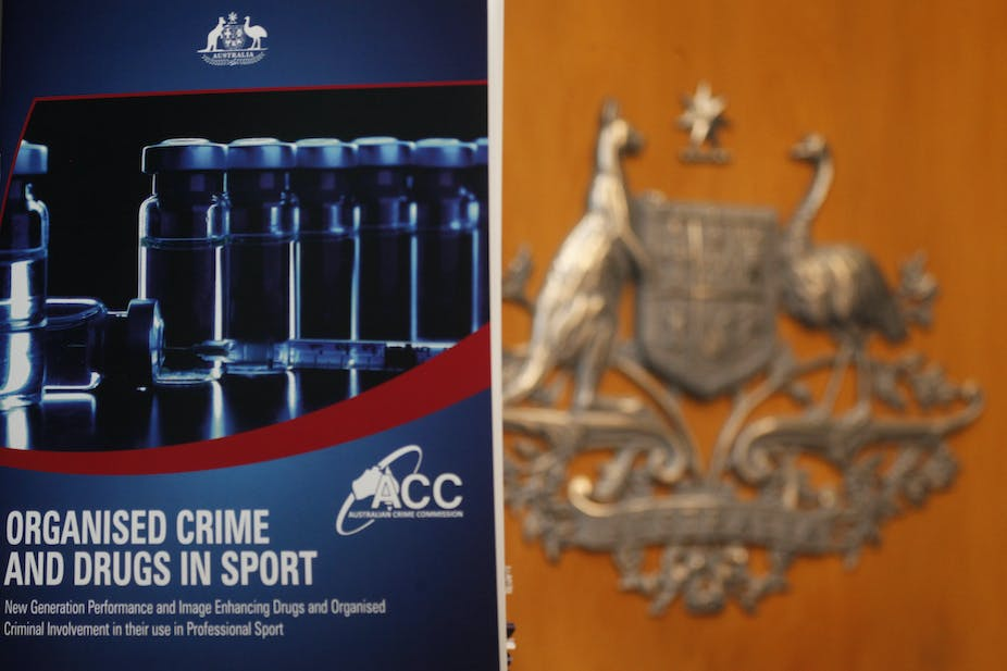 Drugs, crime and ball games: how Aussie sport got crooked