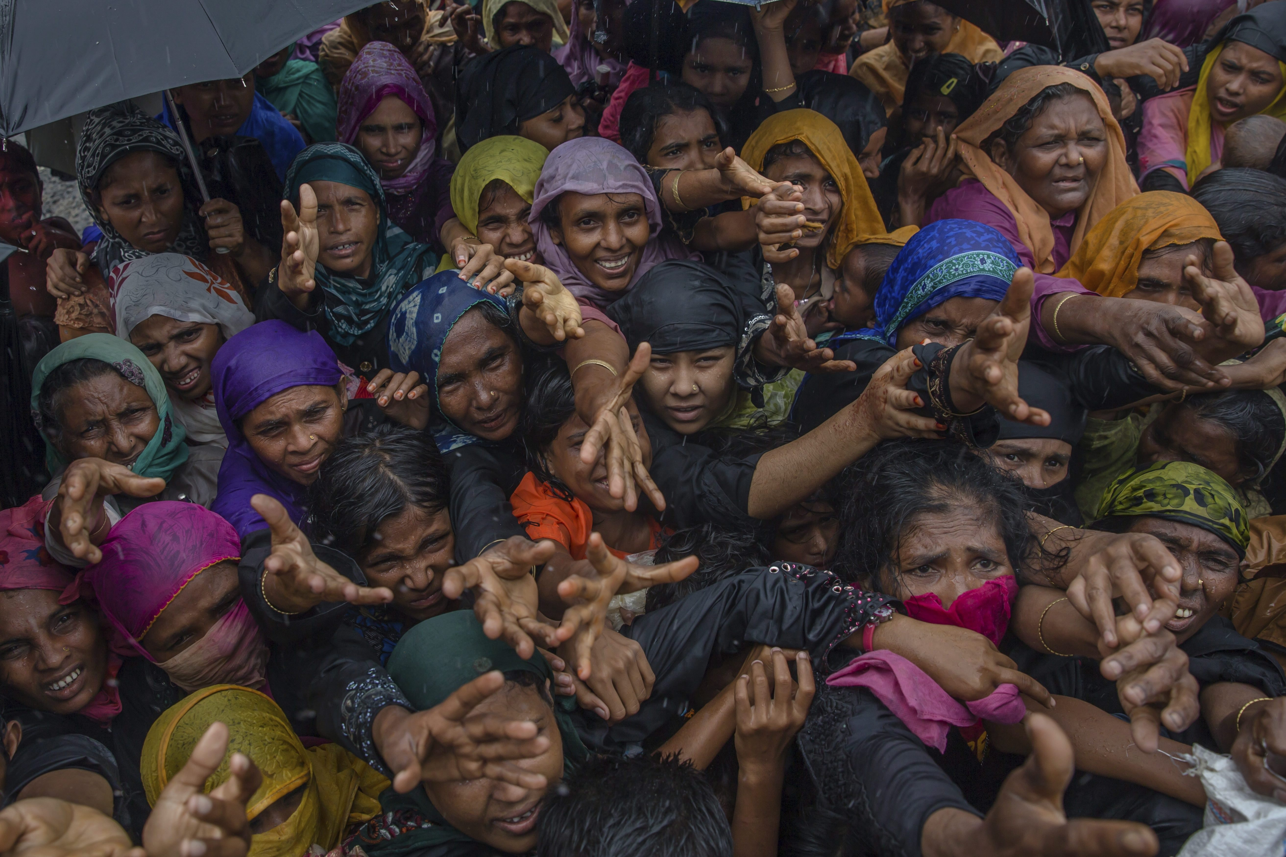 Unliked: How Facebook is playing a part in the Rohingya genocide