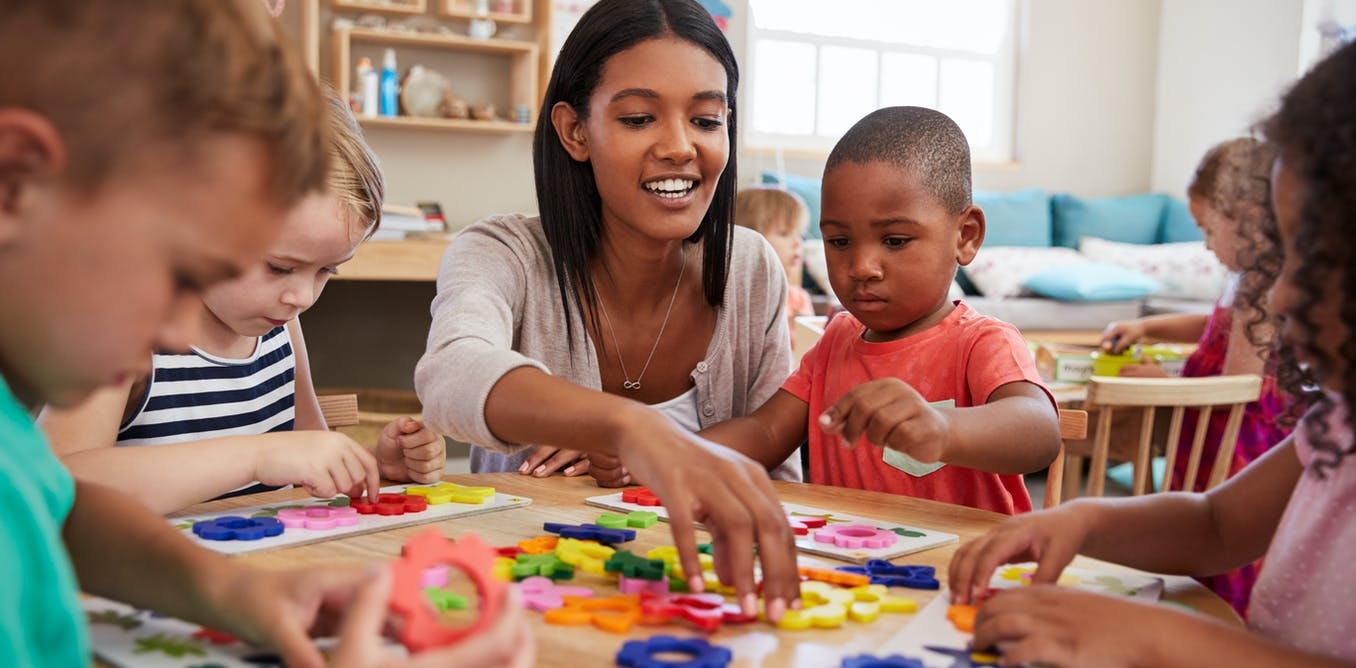 Why Your Child's Preschool Teacher Should Have A College