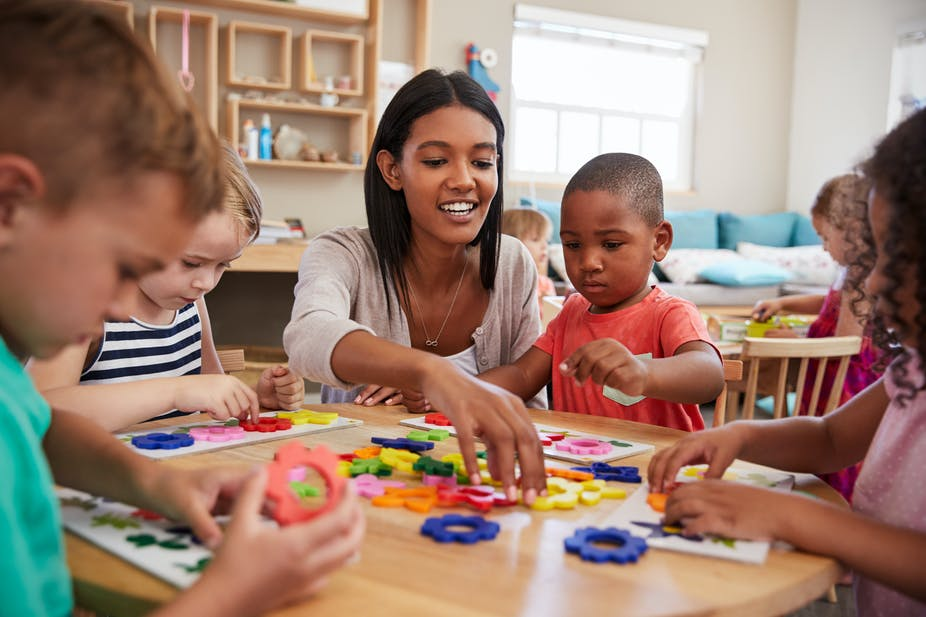Why Your Childs Preschool Teacher Should Have A College Degree