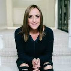 Christine Caine is the founder of A-21. Photo credit: A-21