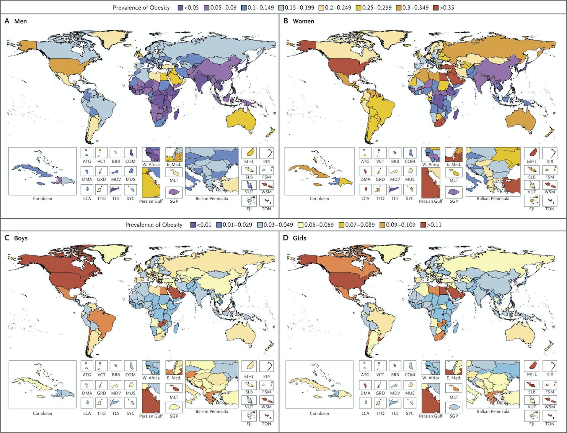 Médicaments contre l'obésité
