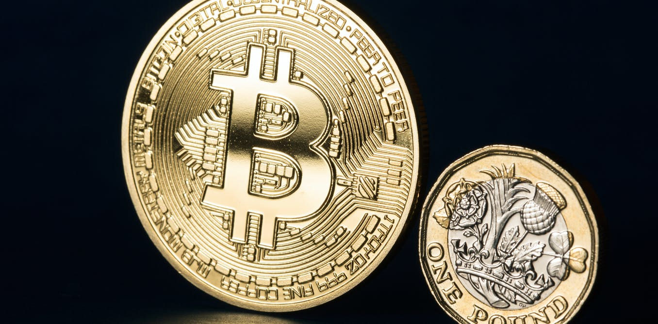 The Bank Of England Is Planning A Bitcoin Style Virtual Currency But Could It Really Replace Cash