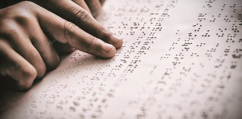 happy birthday braille how writing you can touch is still helping