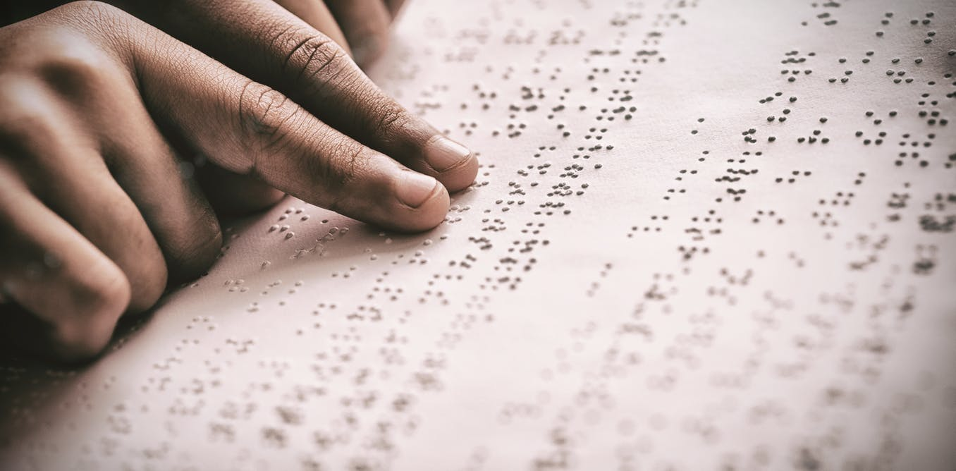 happy birthday braille how writing you can touch is still  happy birthday braille how writing you can touch is still helping blind people to and learn