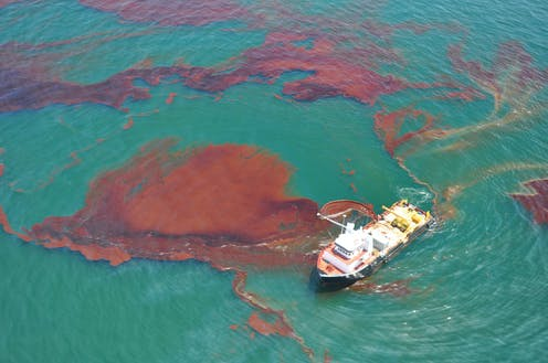 Trumps Offshore Oil Drilling Plans Ignore The Lessons Of Bp