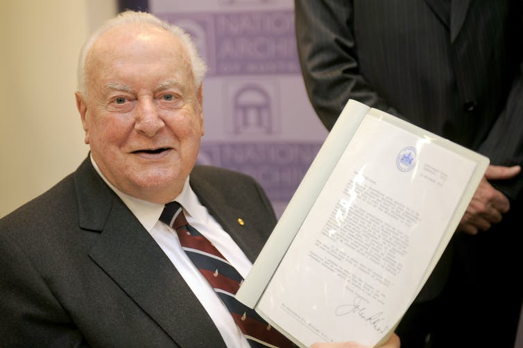 Relics of colonialism: the Whitlam dismissal and the fight over the Palace letters