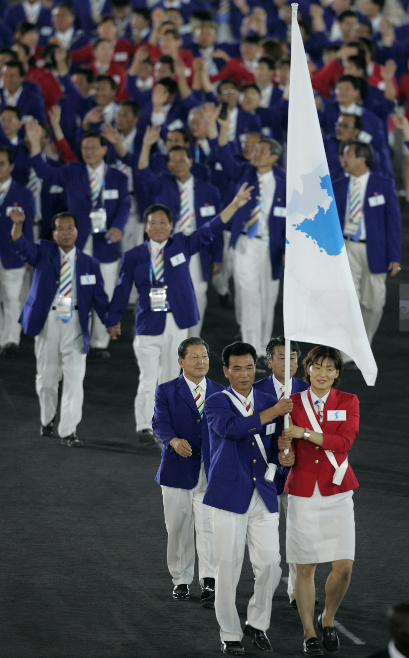 The Winter Olympics and the two Koreas: how sport diplomacy could save the world
