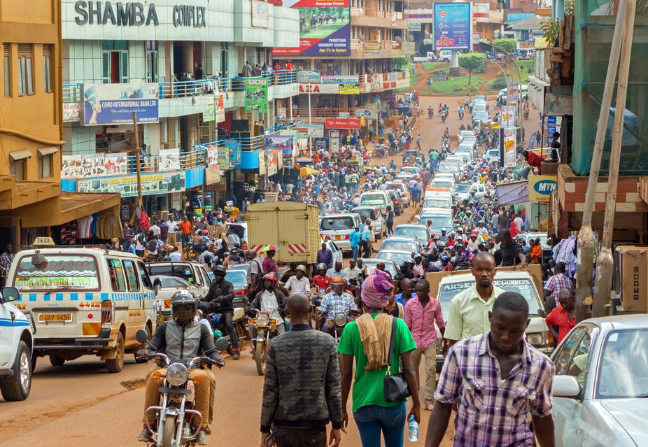 Key models that Kampala needs to consider to manage its