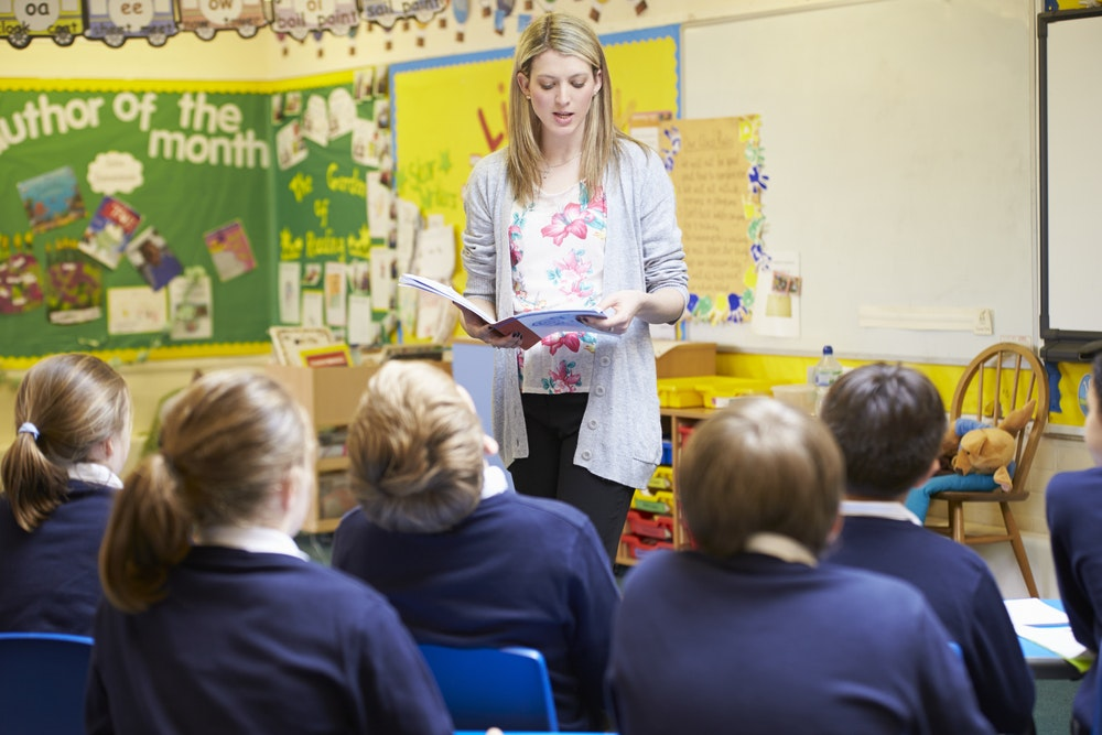 Teachers who feel appreciated are less likely to leave the profession