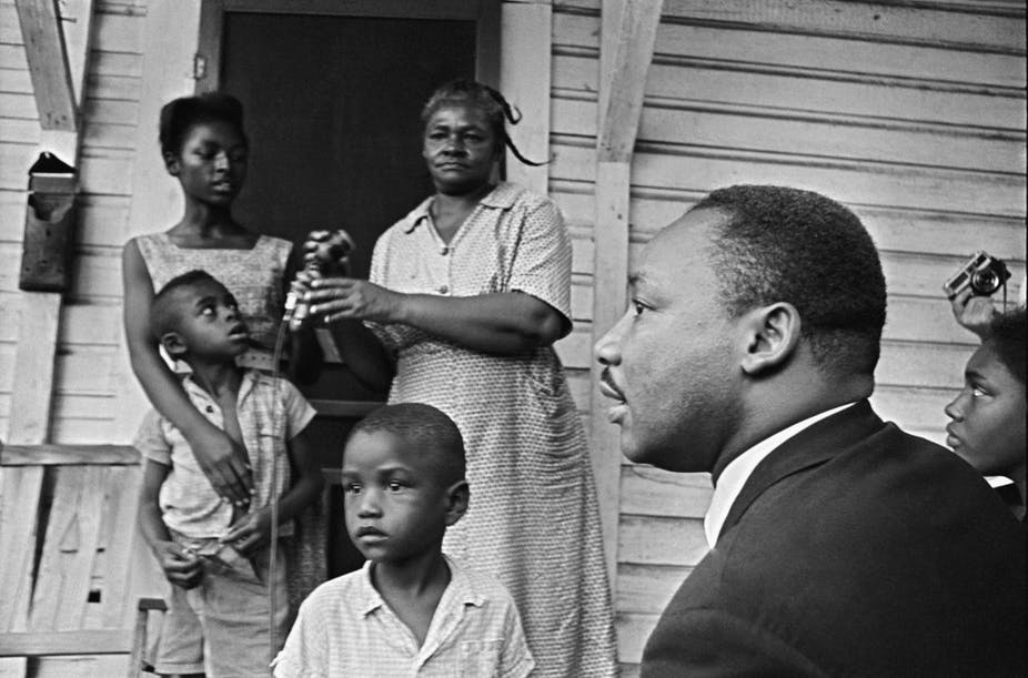 Meet The Theologian Who Helped Mlk See The Value Of