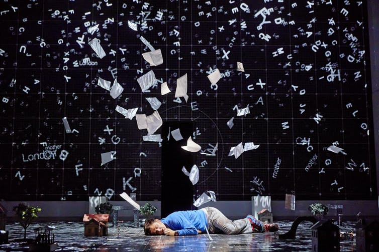 The Curious Incident of the Dog in the Night-time trades deadpan for high-octane