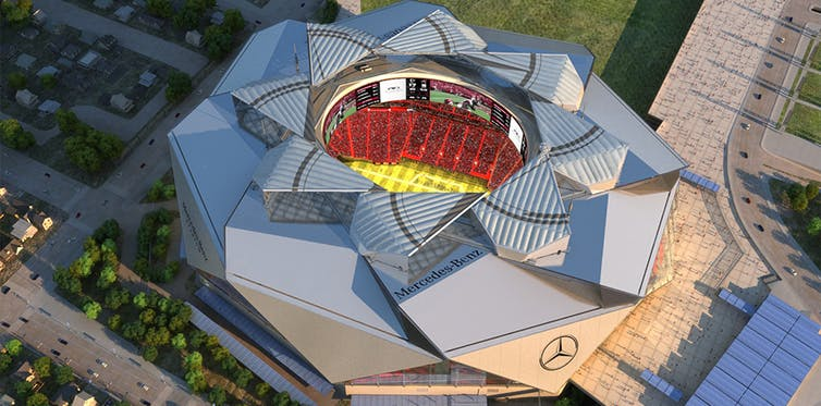 We need to 'climate proof' our sports stadiums