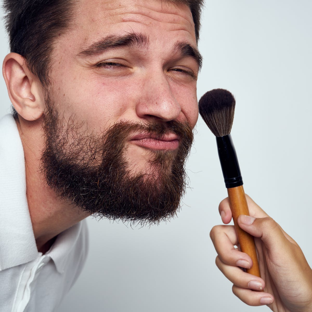 Why More Men Are Wearing Makeup Than