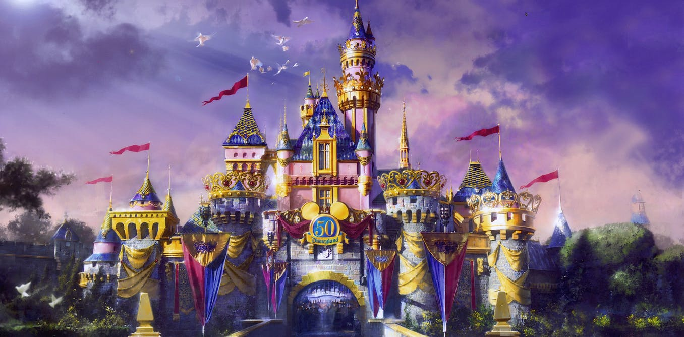 why apple buying disney is pure fantasy