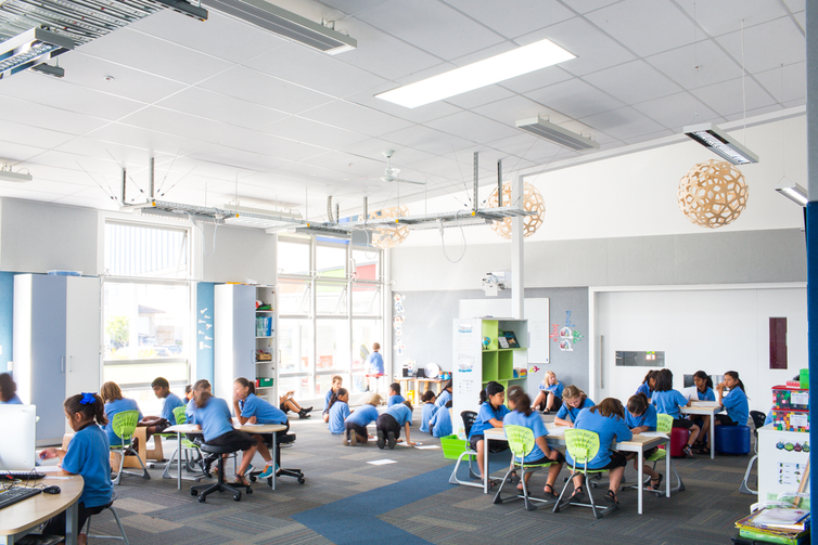 Classroom design should follow evidence, not architectural fads