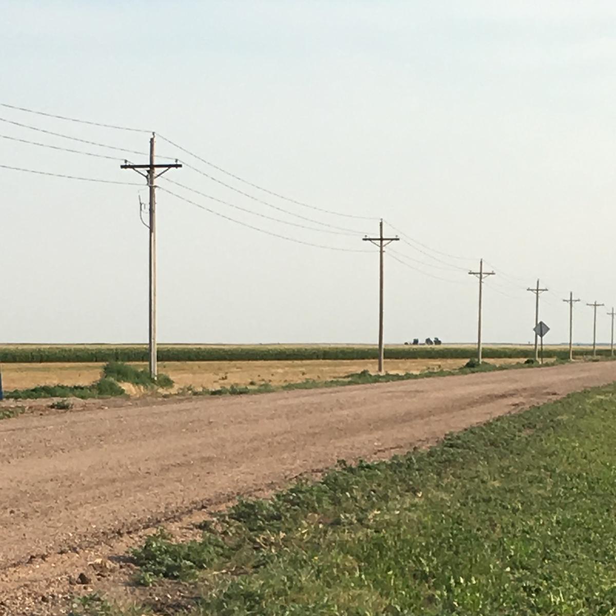 Reaching rural America with broadband internet service