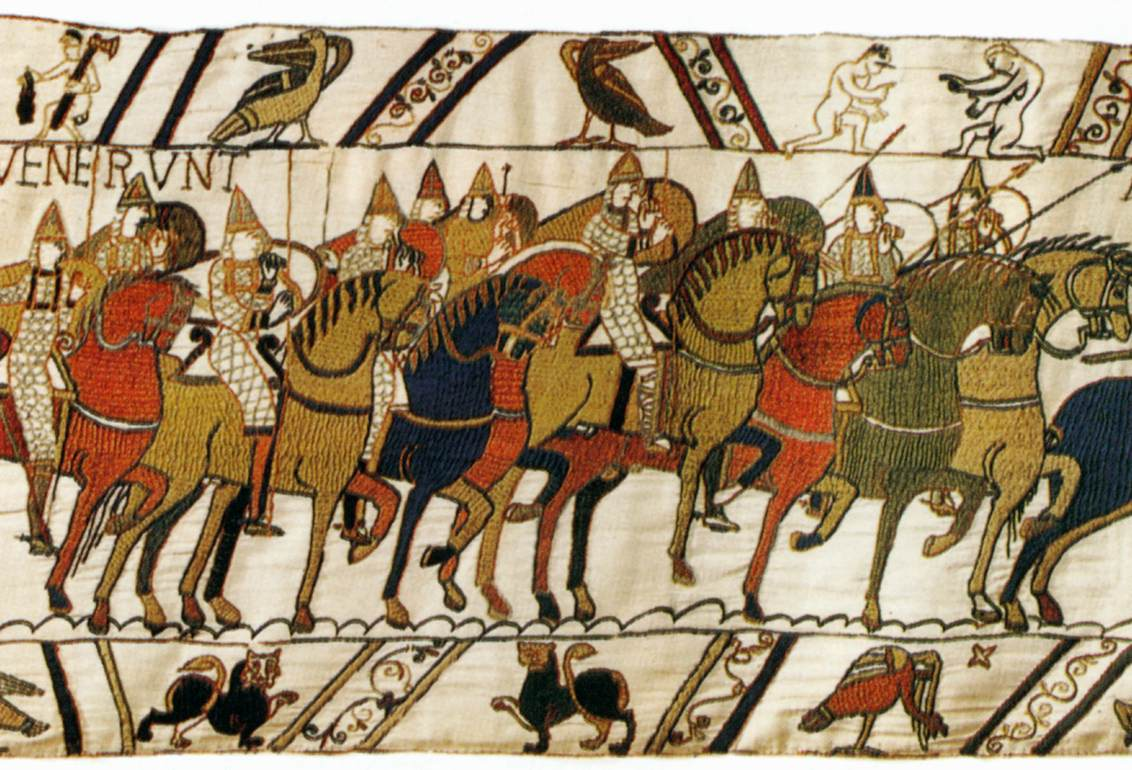 France offers to loan Bayeux Tapestry to the UK
