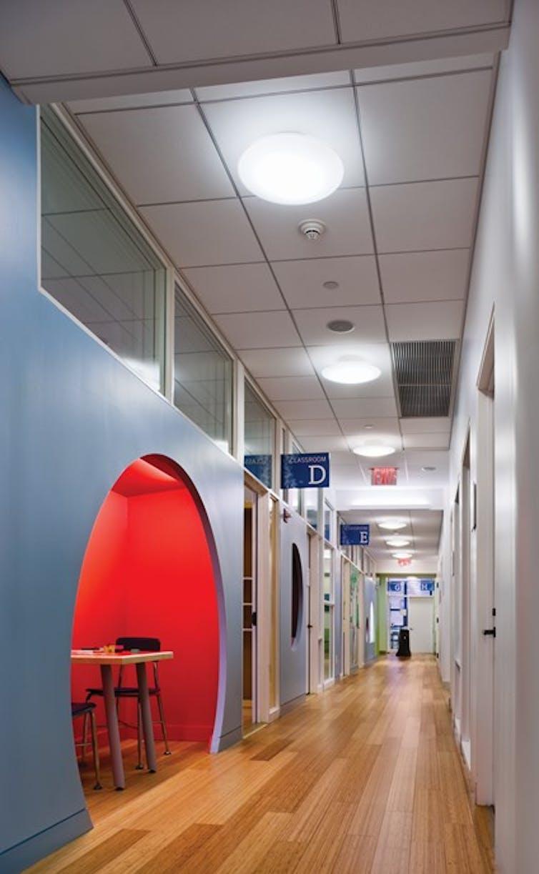 Classroom Design Should Follow Evidence ~ Classroom design should follow evidence not architectural