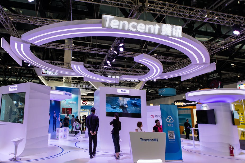 How Tencent became the world's most valuable social network