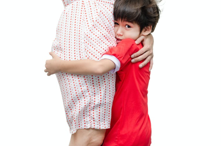 Back to school blues: how to help your child with shyness