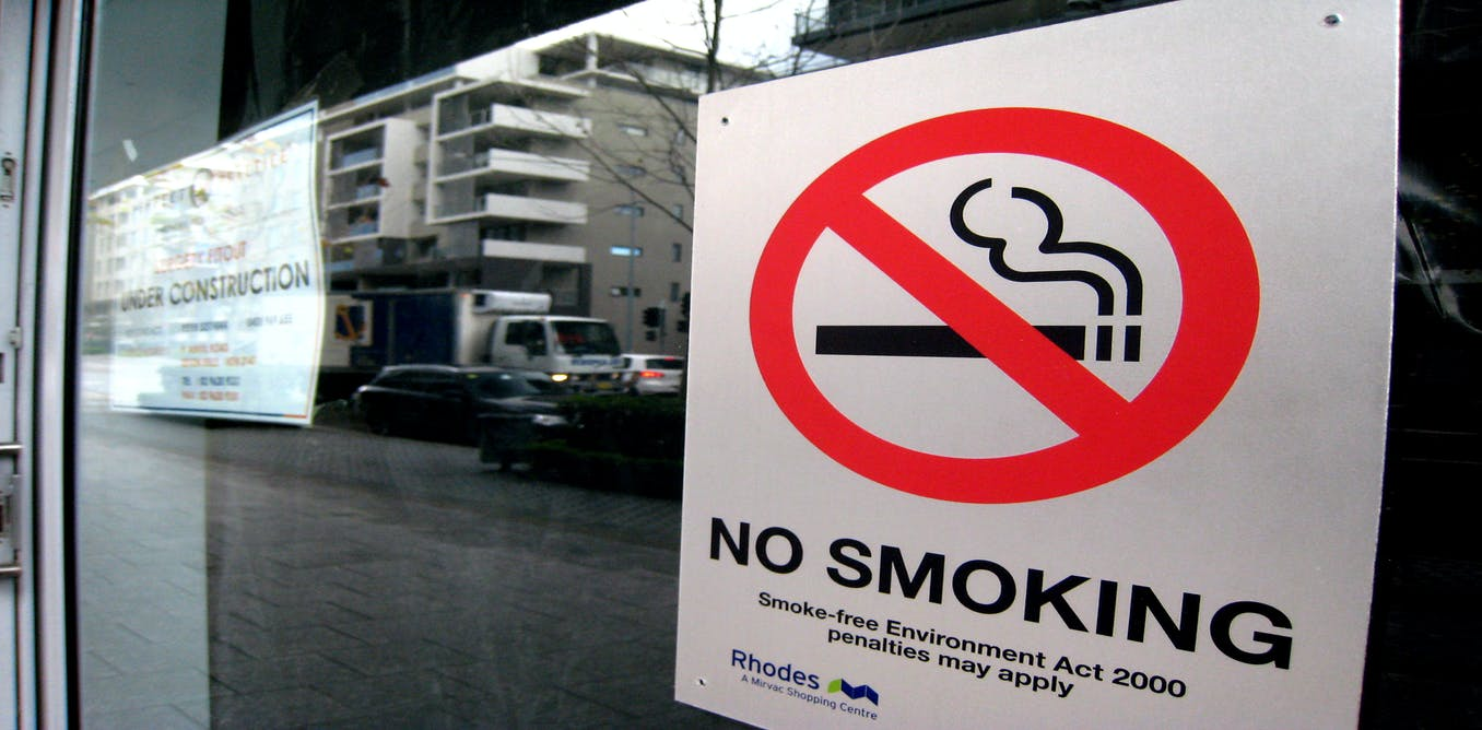 an analysis of the topic of the smoking and the non smoking areas in public The smoking restrictions may have contributed  the city's smoke-free by-laws   of court and subject to fines of up to $25,000 and court costs.