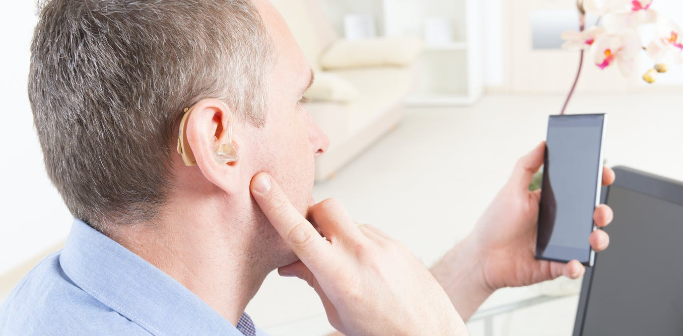 Your next hearing aid could be a video game