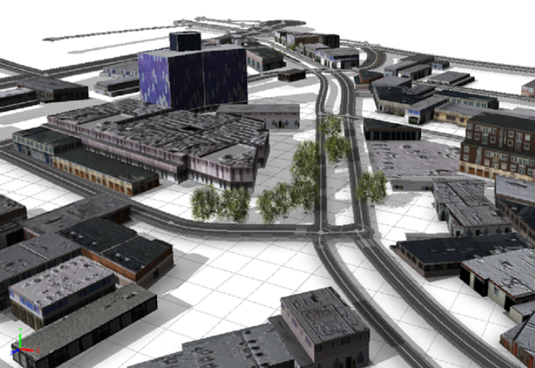 How virtual 3D modelling and simulation can help us create better cities