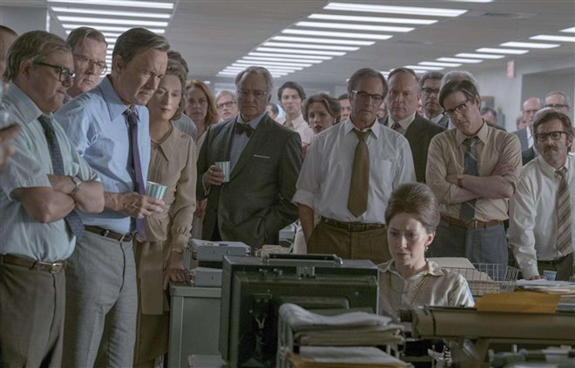 Tom Hanks in awe of Meryl Streep