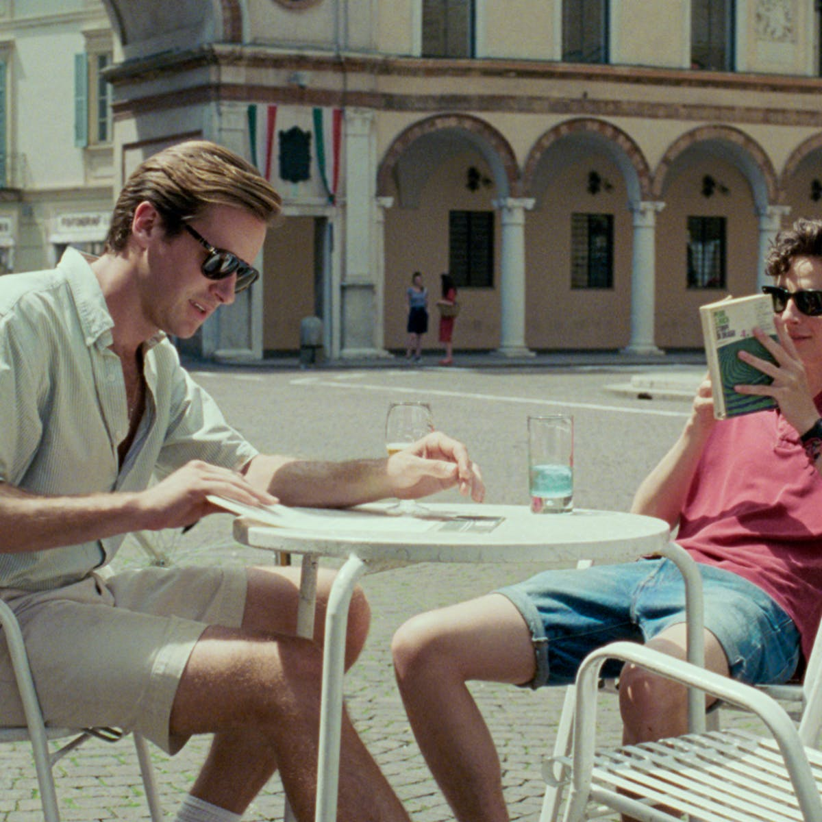Call Me By Your Name – and why love and friendship were better