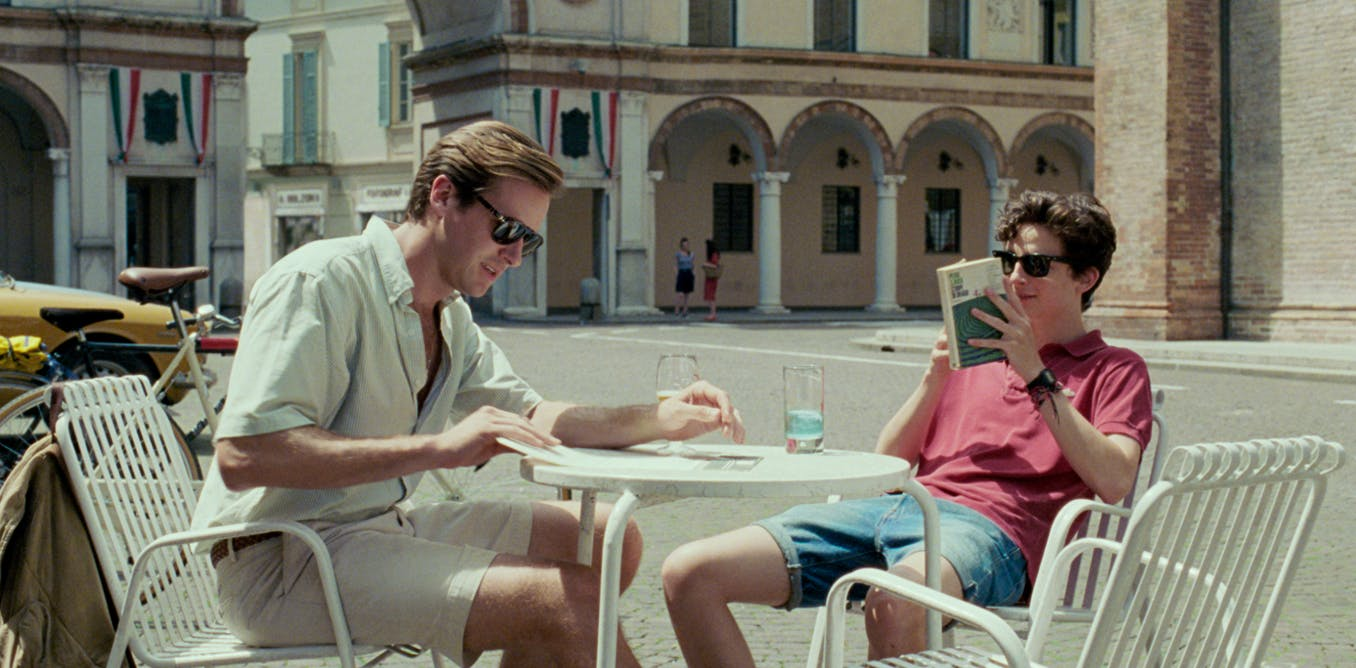 Call Me By Your Name – and why love and friendship were better understood  in premodern times