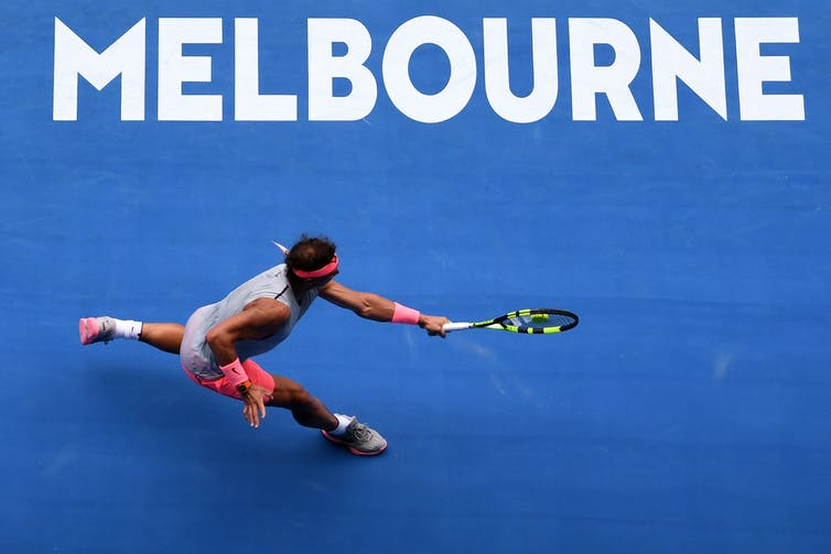 Workrate, clutch and serve - how Federer and Nadal win Australian Opens