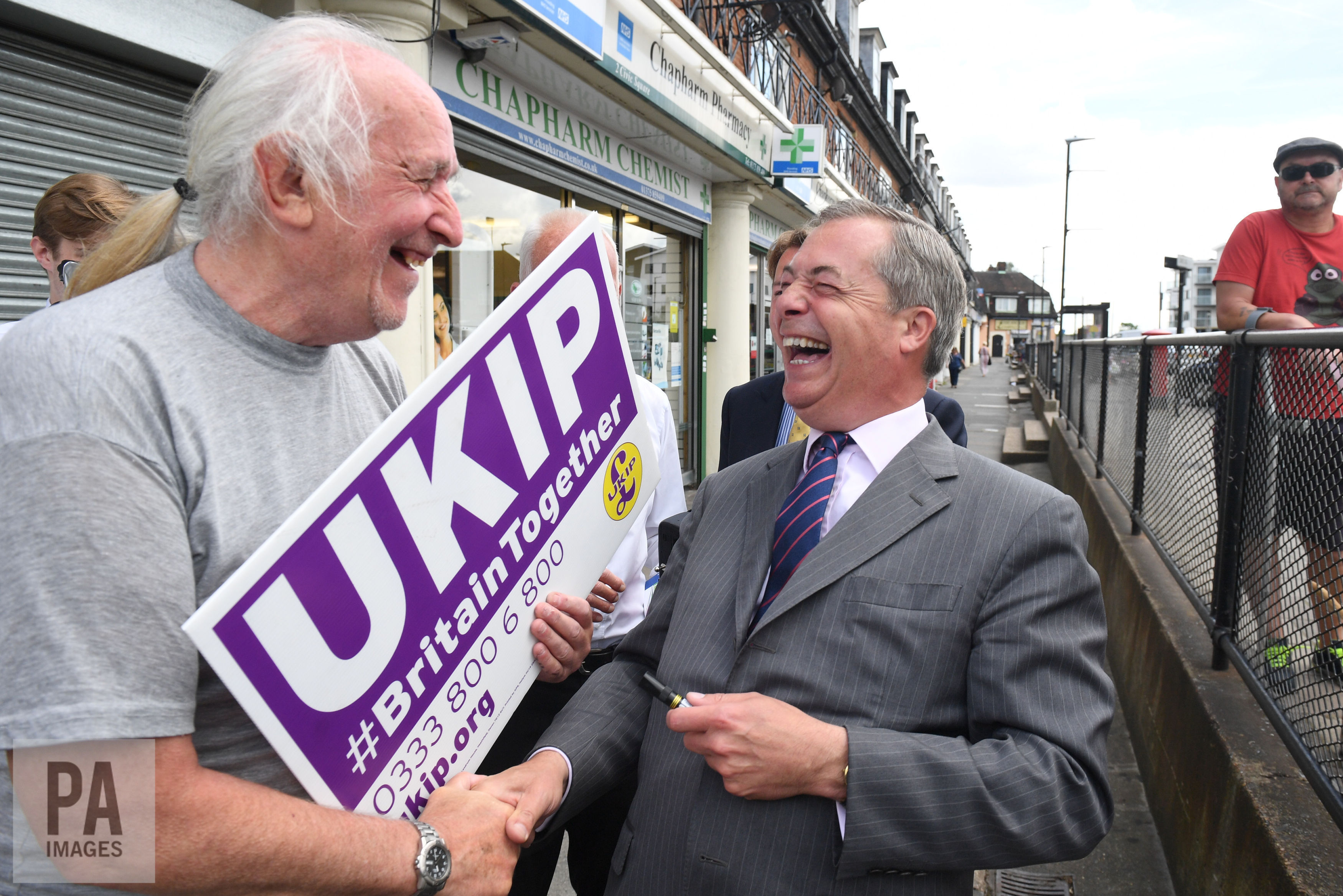 UKIP Warrington believes leader Henry Bolton's position 'has become untenable'