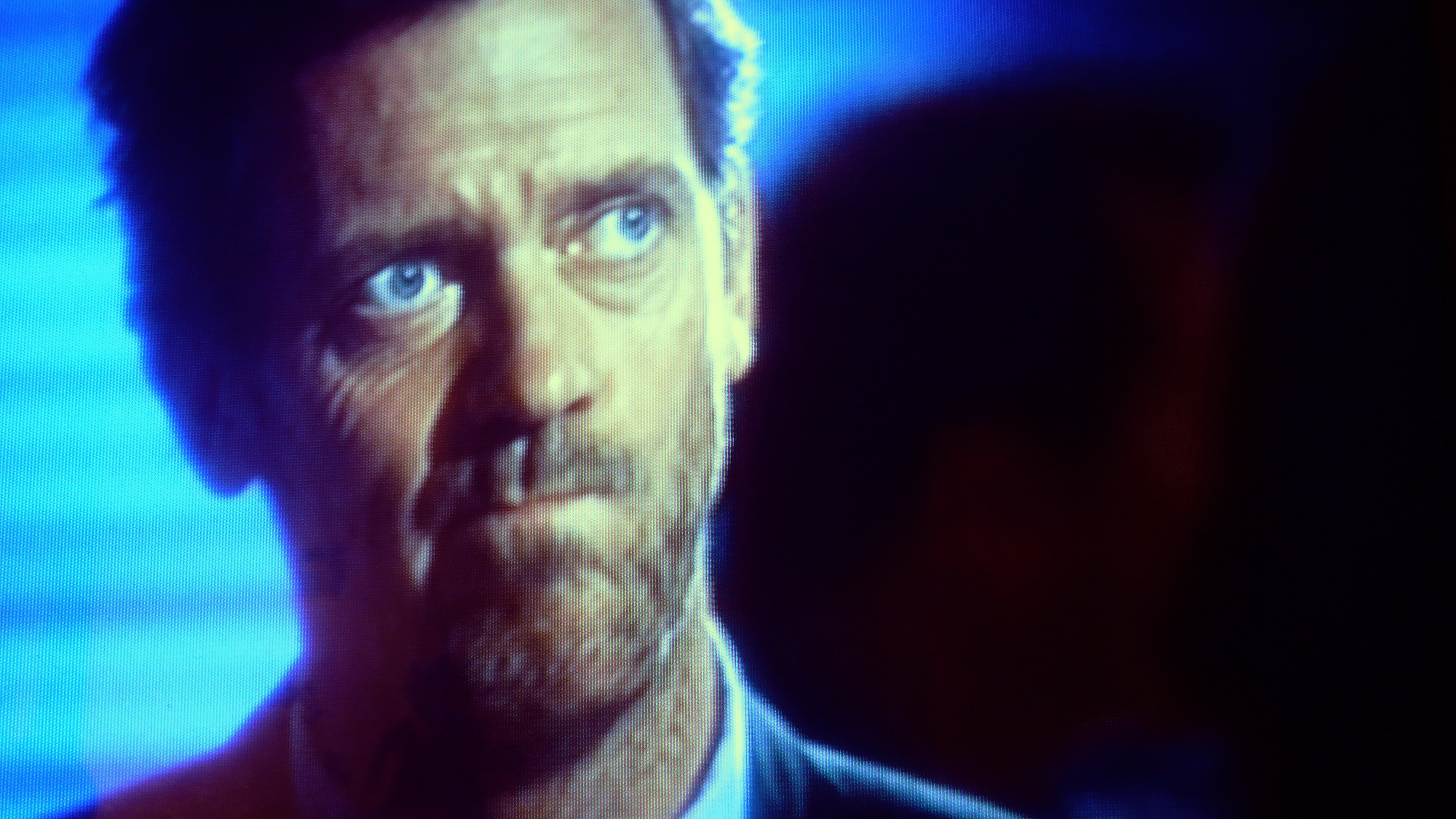 dr house face meme. the difficulty in diagnosing lupus lends itself to treatment it receives on tv show house eeb d oflickr dr face meme
