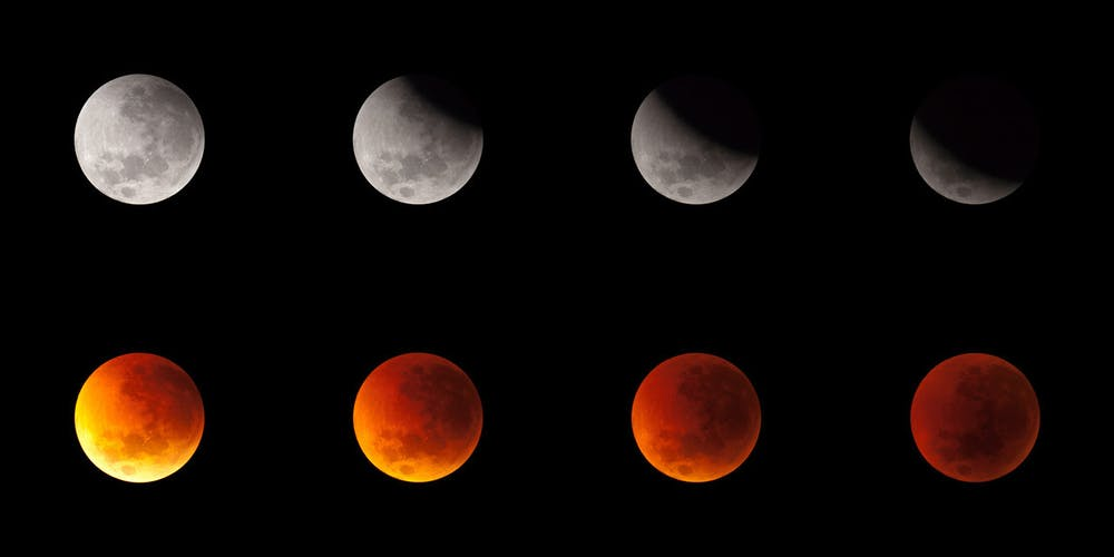 The Next Full Moon Brings A Lunar Eclipse But Is It A Super Blood