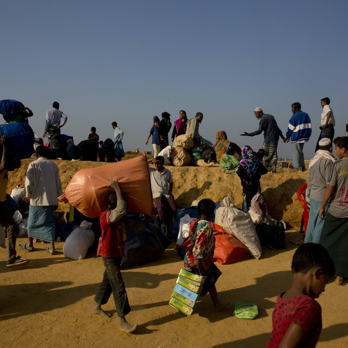 I visited the Rohingya refugee camps and here is what