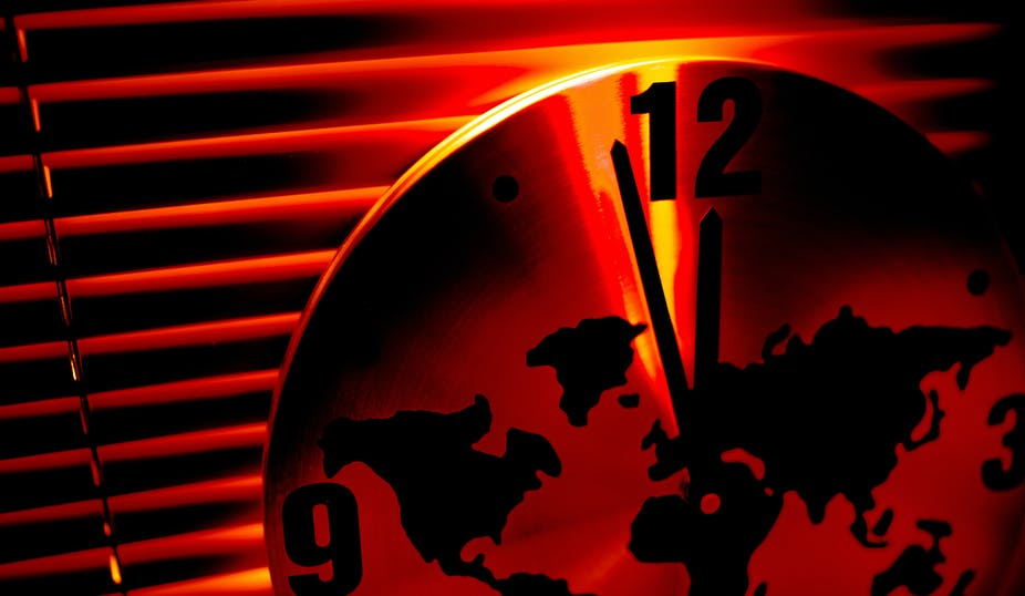 How the Doomsday Clock could help trigger the armageddon it