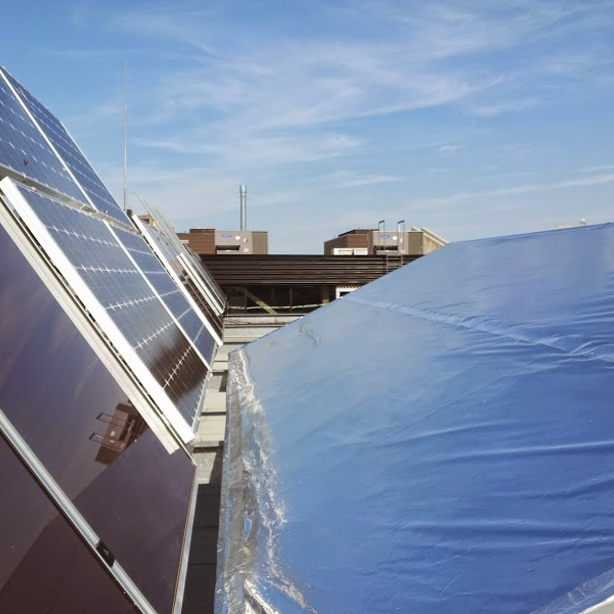 Can mirrors boost solar panel output - and help overcome Trump's