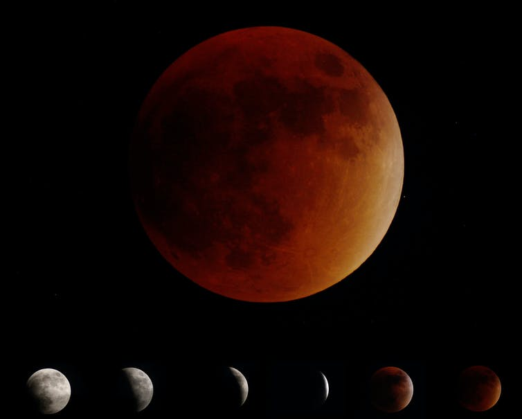 Super blue blood moon' to grace the sky – here's what we